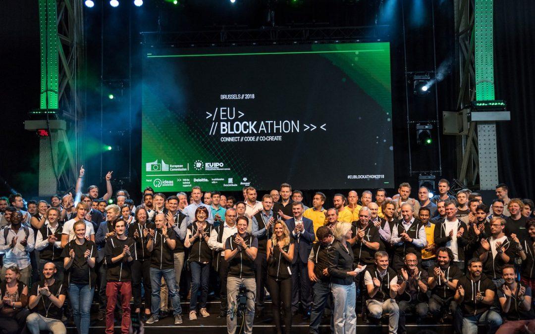 Blockchain: un team Italiano trionfa al Blockathon UE 2018